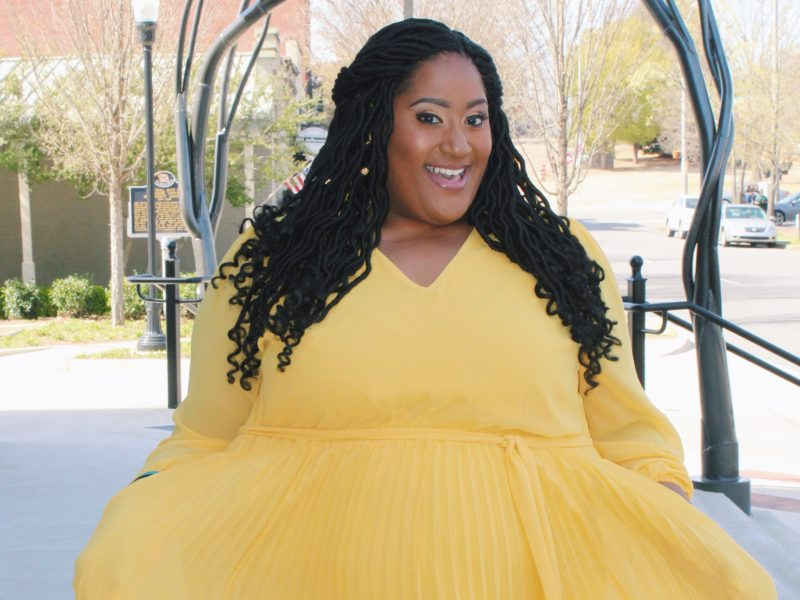 Color in all Sizes -Lane bryant Collab